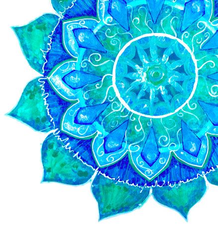 Vibration Therapies Logo (Business Card Version)